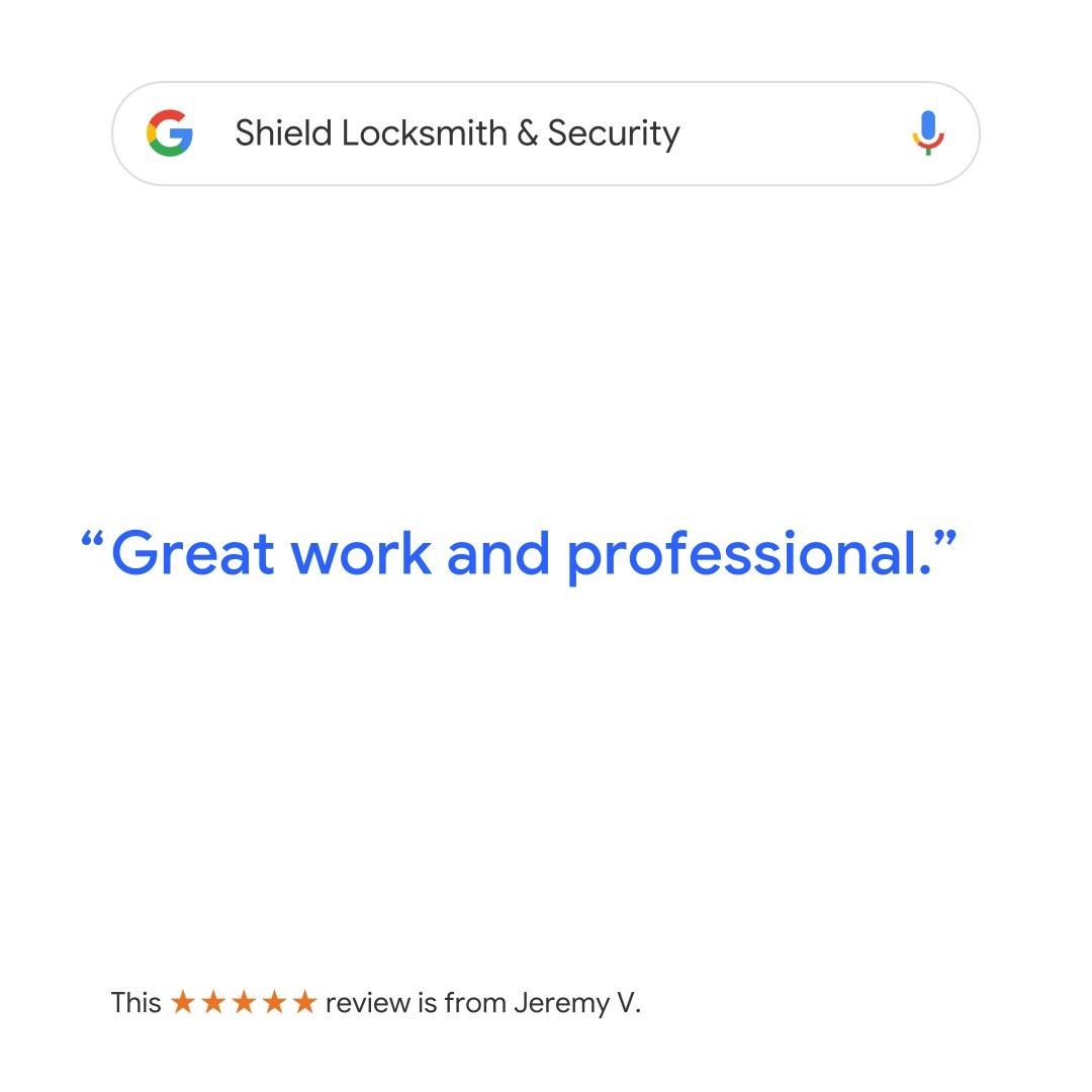Shield Locksmith & Security